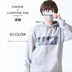 深根 / FUKANE× LIVERTINE AGEコラボ