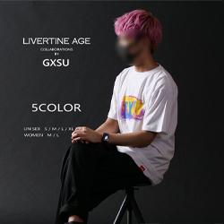GXSU× LIVERTINE AGEコラボ